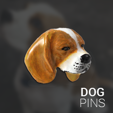 Pins & Magnets Dogs
