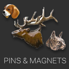 Pewter Pins And Magnets
