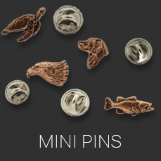 Pewter Mini Pins