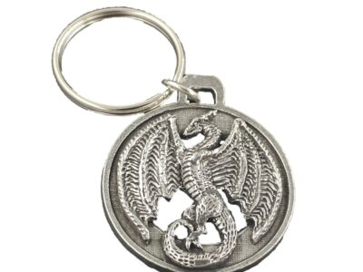 Dragon Flying Keychain