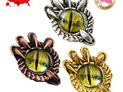 Dragon Claw / With Green Eye Magnet