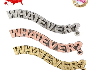 """Whatever?"" Magnet"