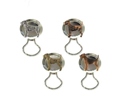 Airedale Full Body Eye Glass Holder