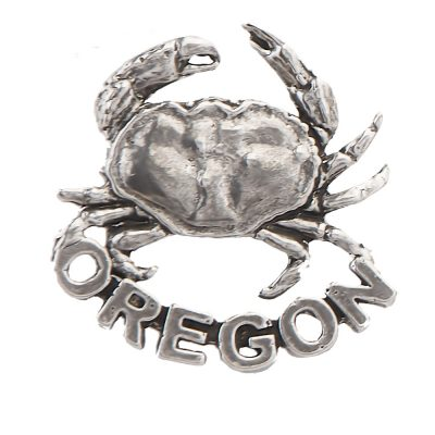 Dungness Crab Oregon Pin