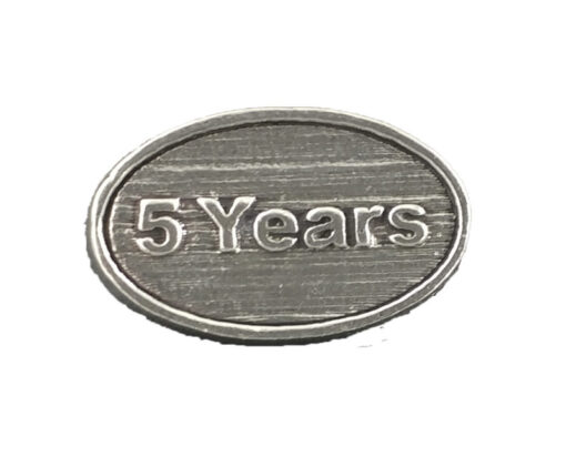 5 Years Magnet