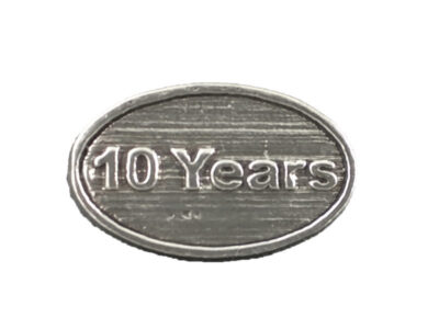 10 Years Magnet