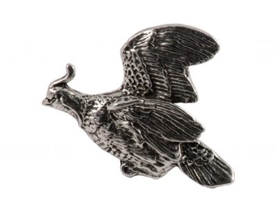 California Quail Pin