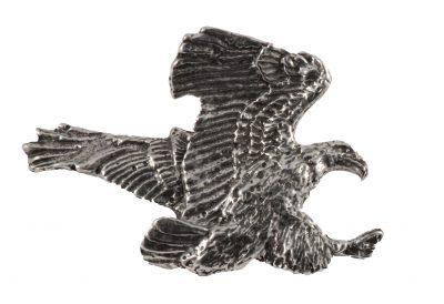 Bald Eagle Flying Pin