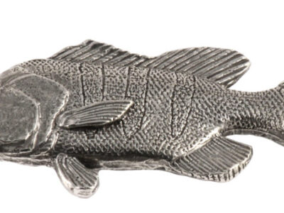 Peacock Bass Premium Pin