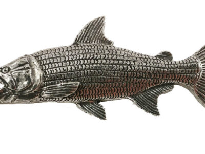 Africa Tigerfish Premium Pin