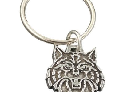 Traditional Tiger Keychain