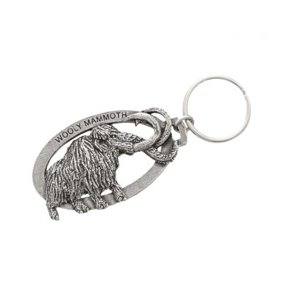 Wooly Mammoth Keychain