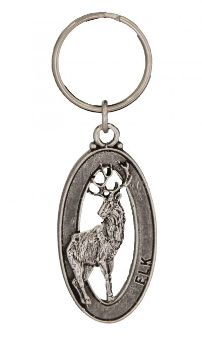 Elk Full Body Keychain