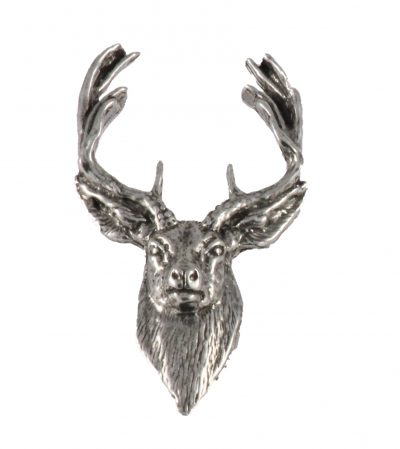 Whitetail Deer Front
