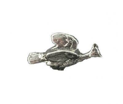 Ruffed Grouse Flying Tie Tack