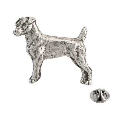 Jack Russell Full Body Tie Tack