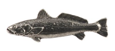 Speckled Trout Pin