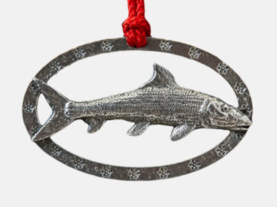 Bonefish Ornament